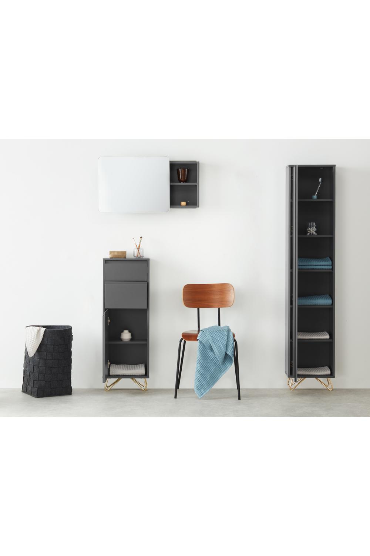 Made Kommode Grau Grey Chest Of Drawers Interiors Magazine