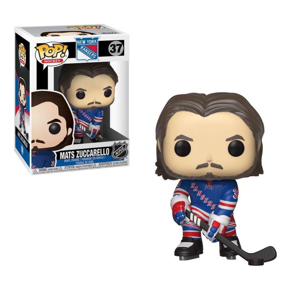 NHL New York Rangers Funko POP! Sports Mats Zuccarello