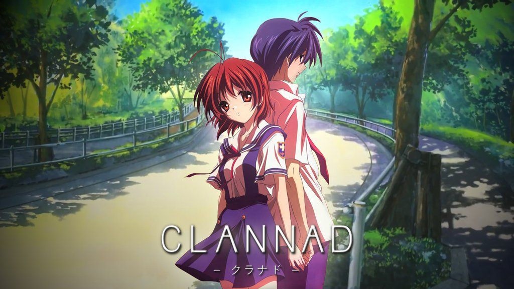 Anime Series Like Clannad