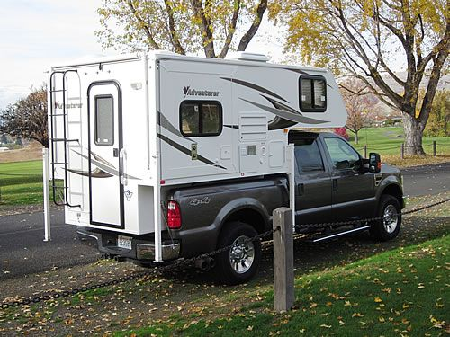 Adventurer 80gs Truck Camper
