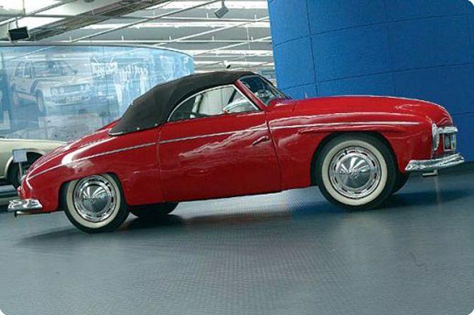 rometsch beeskow cabriolet custom built roadster on vw chasis rometsch beeskow belle voiture voitures anciennes cabriolet pinterest
