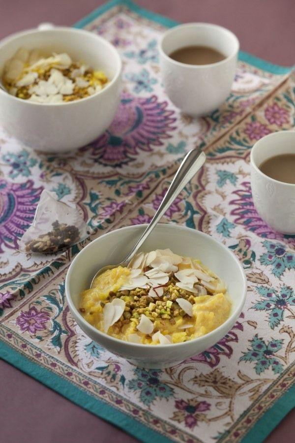 Le riz au lait des maharadjas (Kheer) #rizaulait
