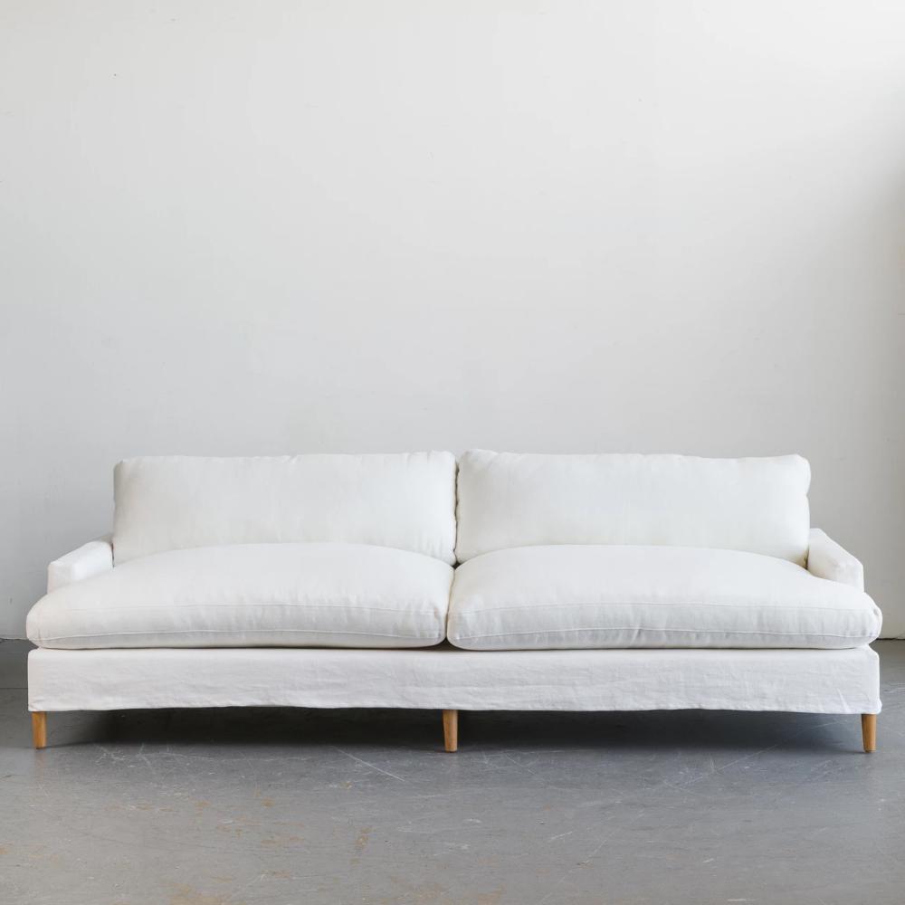 Billie Slipcover Sofa Deep seated sofa, Slipcovers, Sofa