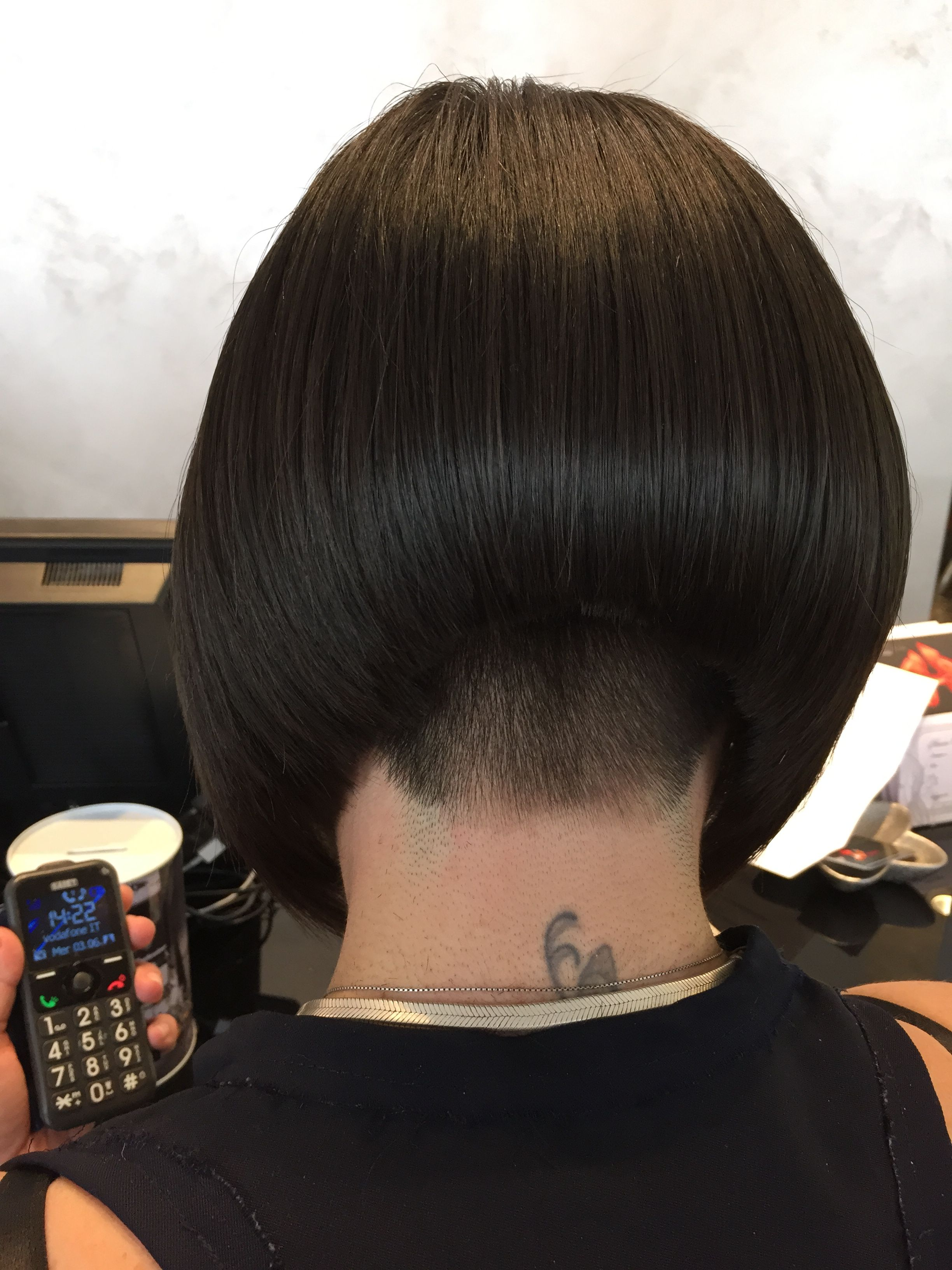 Pin by bob lover on stacked bobs pinterest bobs inverted bob