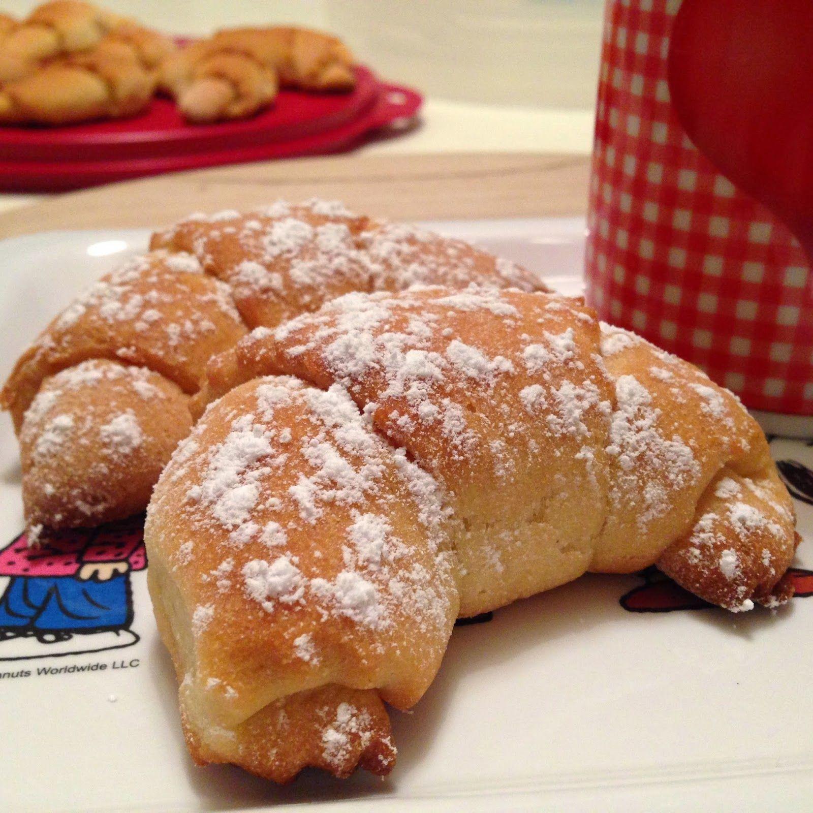 Dal ricettario di Roberta: Brioche senza glutine e senza lattosio