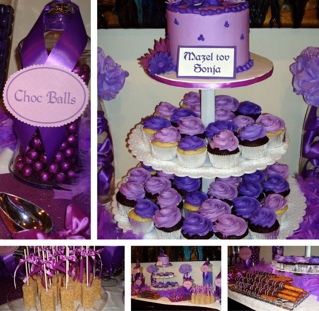 Purple party for Mom or Mary Mixer ideas Pinterest Purple