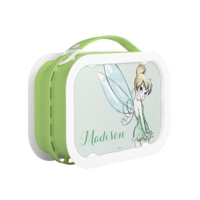 Fearless Tinker Bell Lunch Box |  - -