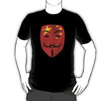 China Chinese Anonymous Mask T Shirt Tshirt
