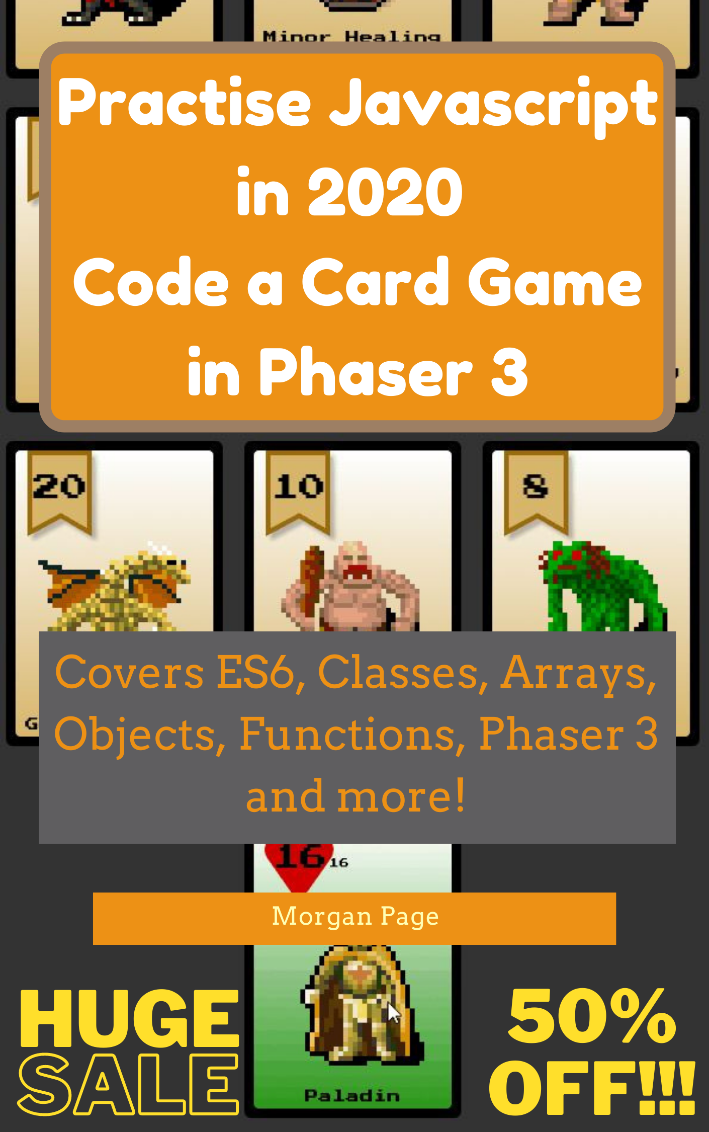 Practise Modern Javascript By Coding A Card Game In 2021 Card Games Coding Games Javascript