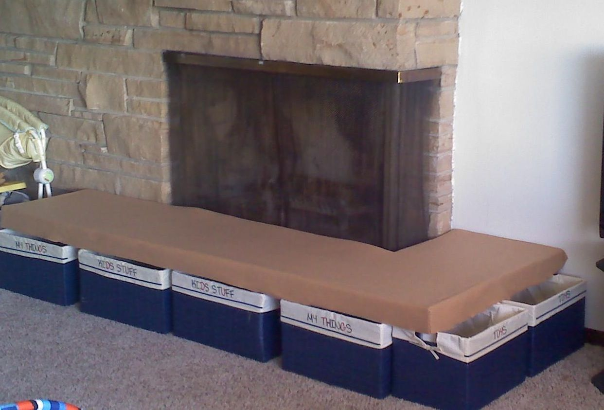 Baby Proof Fireplace Hearth Tanner Pinterest Baby