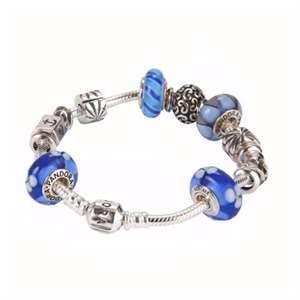 Blue Bracelet Pandora City Creek Pandora Bracelet