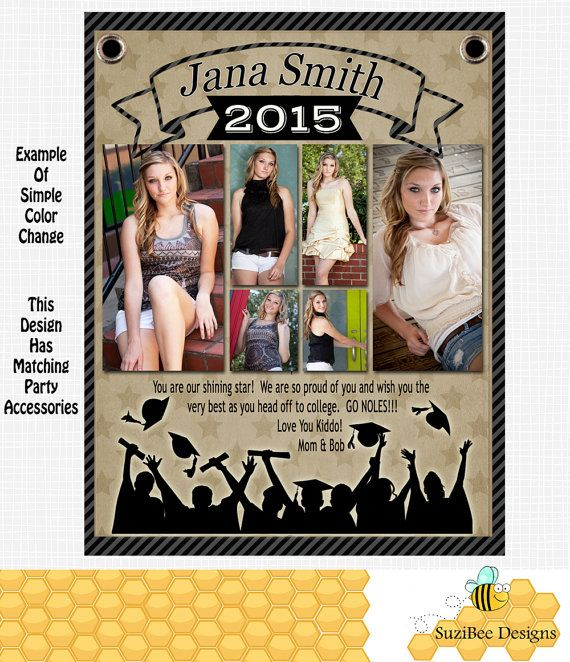 YEARBOOK AD Full Page Half Page Quarter Page By