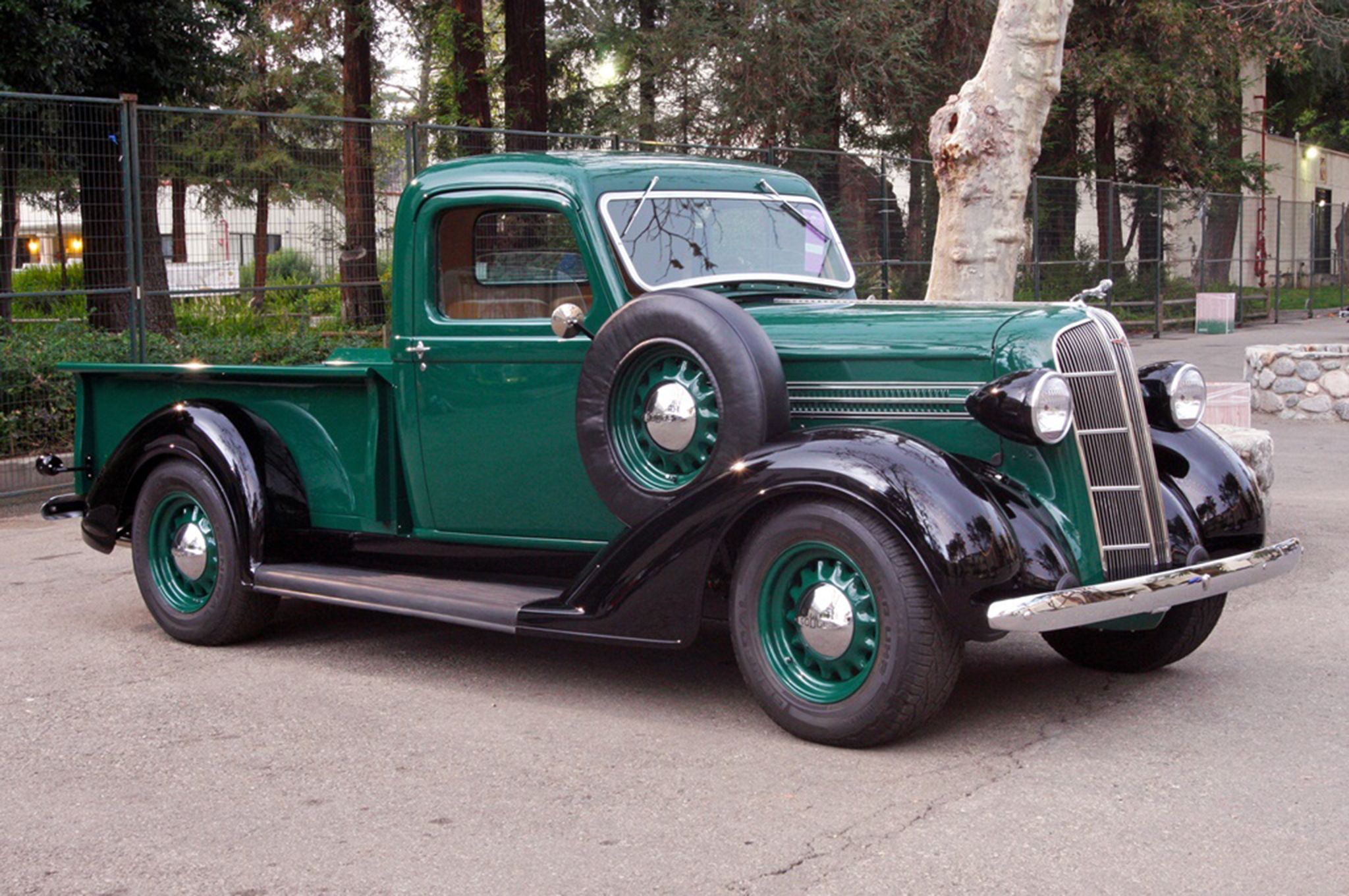 Mopar-Powered 1936 Dodge Pickup - Hot Rod Network | Classic Pickup ...