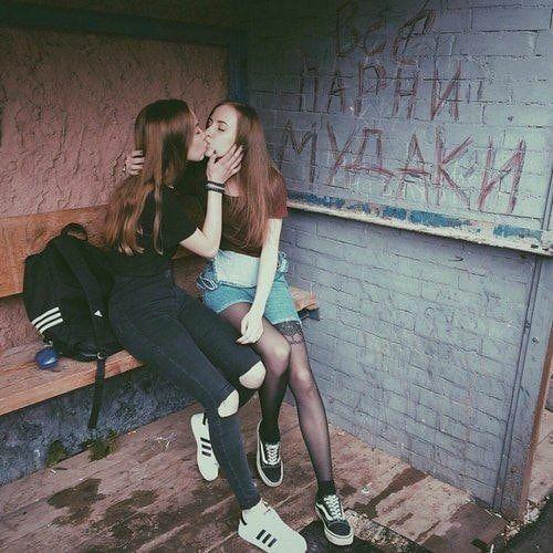 """Photo of Mädchen liebt Mädchen auf Instagram: """"Tag ur Love 💓 Snapchat: galovesgal 👩❤👩"""""""