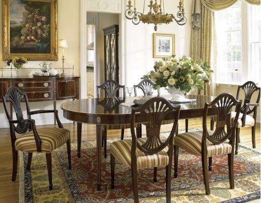Fancy Dining Rooms Room, Virginia Wayside Furniture