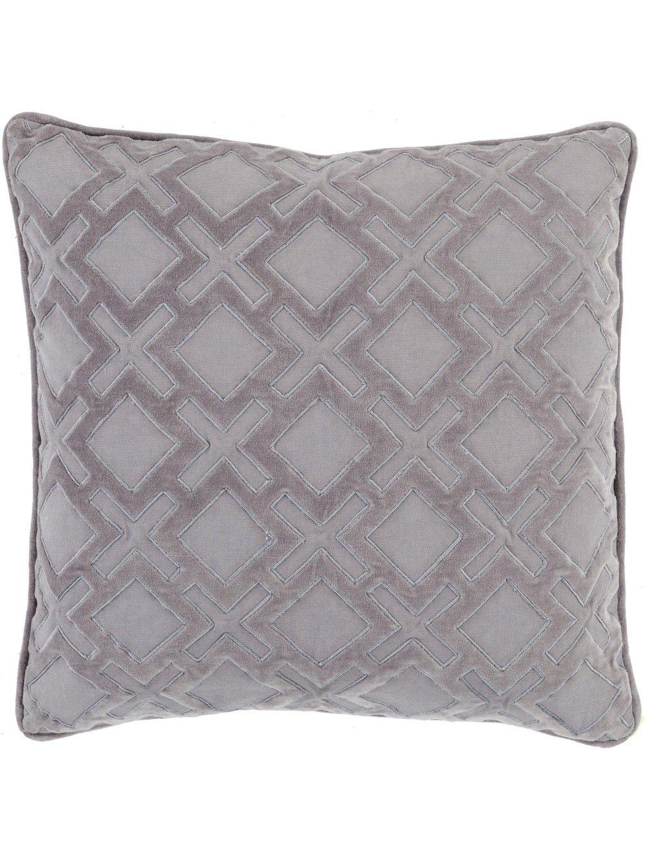 Ibis Pillow, Gray