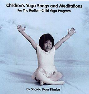 Children's Yoga Songs