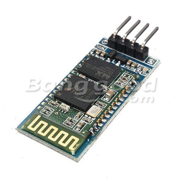 Hc-06 bluetooth inalámbrico rf transmisor principal de serie de módulo para ar - €4.06