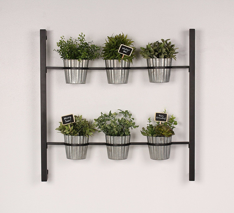 Kate and Laurel Groves Indoor Vertical Herb