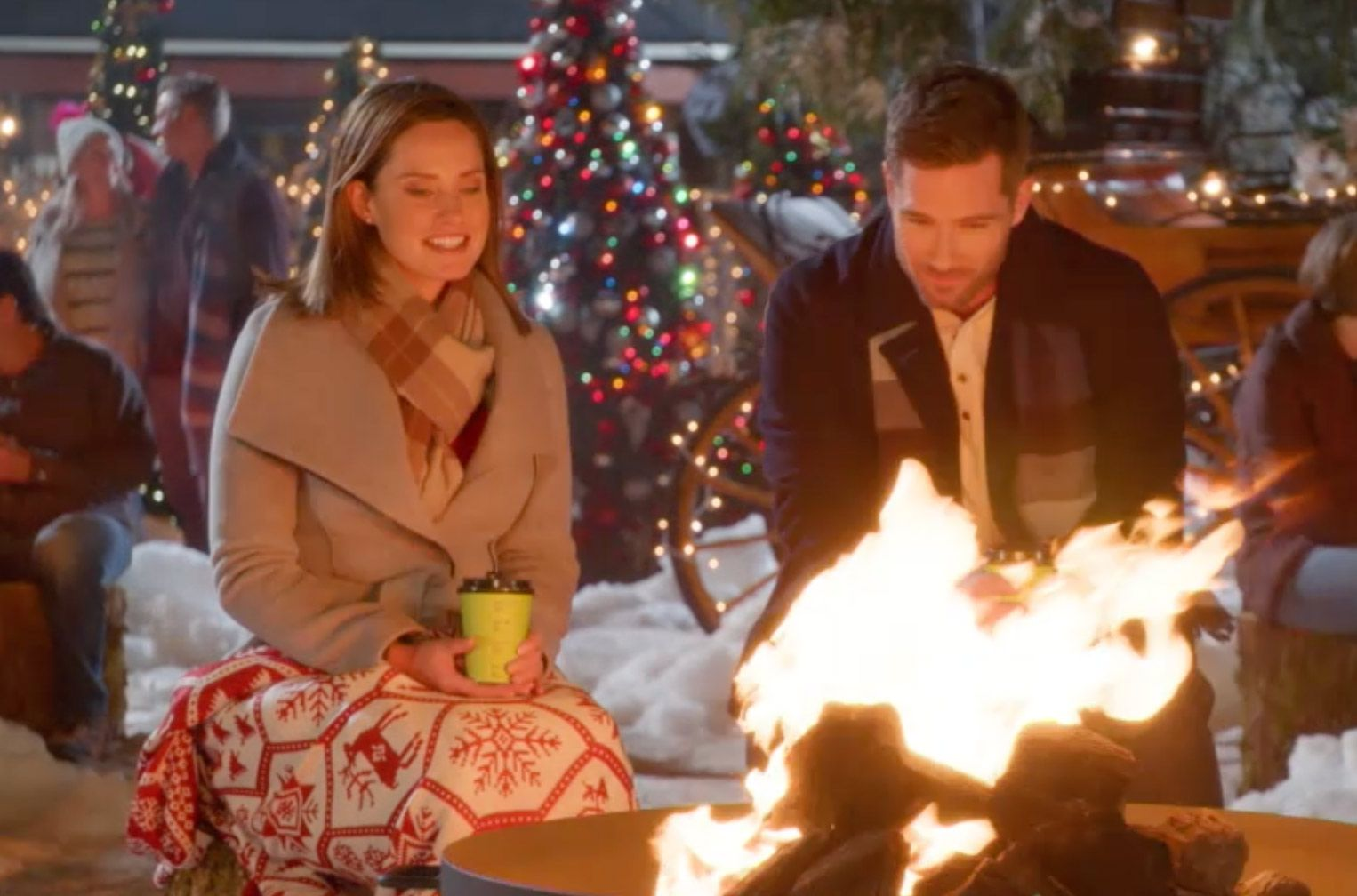 Experience Holiday Magic in Grapevine, The Christmas