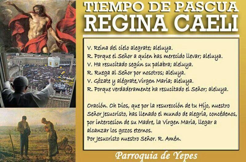 Regina Caeli.