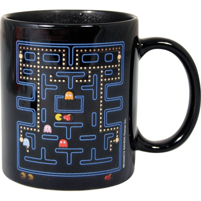 PAC-MAN: Heat Change Mug - Game Screen. £7.50