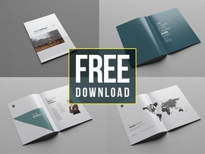 38 pages free company profile template by wassim dribbble Dribbble - sample catering proposal template