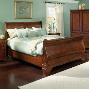 Sleigh beds for the home pinterest bedrooms master bedroom and minimalist bedroom Master bedroom with espresso furniture