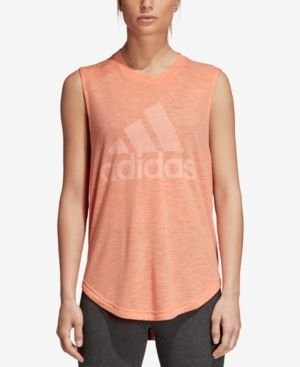 2d34f17408d412 adidas Winners Muscle Tank Top   Products   Muscle tank tops, Tank ...