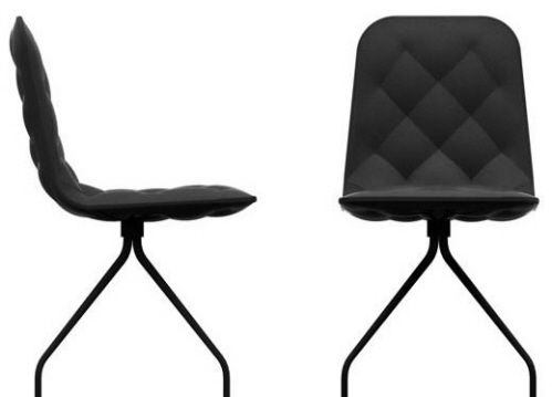 The Diamond Dining / Ocassional Chair From Benjamin Hubert