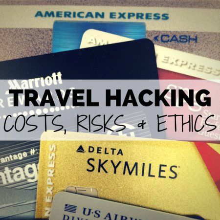 The Costs, Risks, and Ethics of Travel Hacking: Analyzing the benefits and risks of the relentless pursuit of frequent flyer miles.
