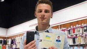 為得最新 iPhone7 烏克蘭男改名「iPhone sim」