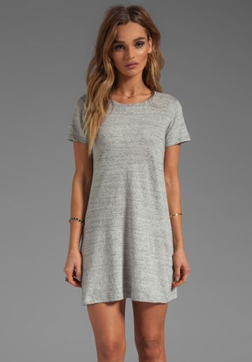 Heathered T-Shirt Dress | Forever 21 - 2000179322 - in BLACK too ...