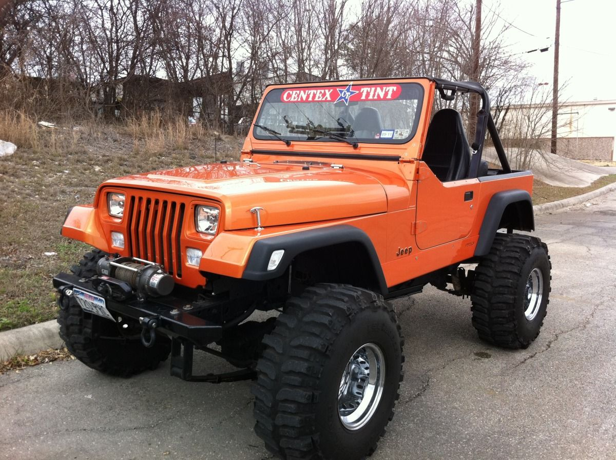 Pin By Rob Ayres On Jeeps Jeep Yj Built Jeep Jeep Swag