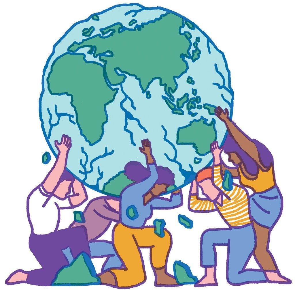 Science Alone Won T Save The Earth People Have To Do That