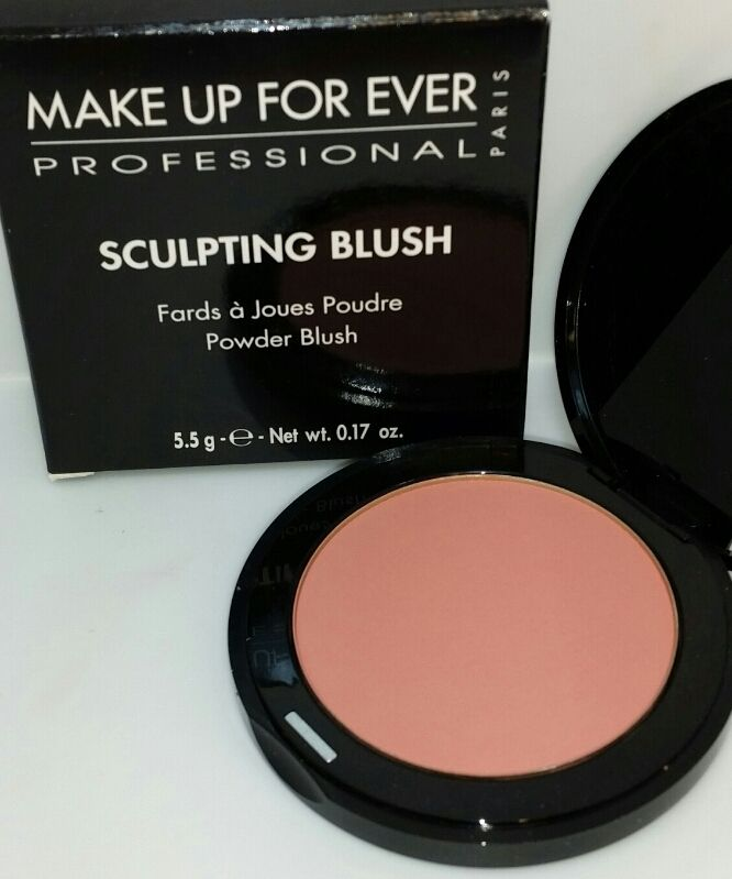 10 MAKE UP FOR EVER SCULPTING BLUSH - SWATCHES AND REVIEW