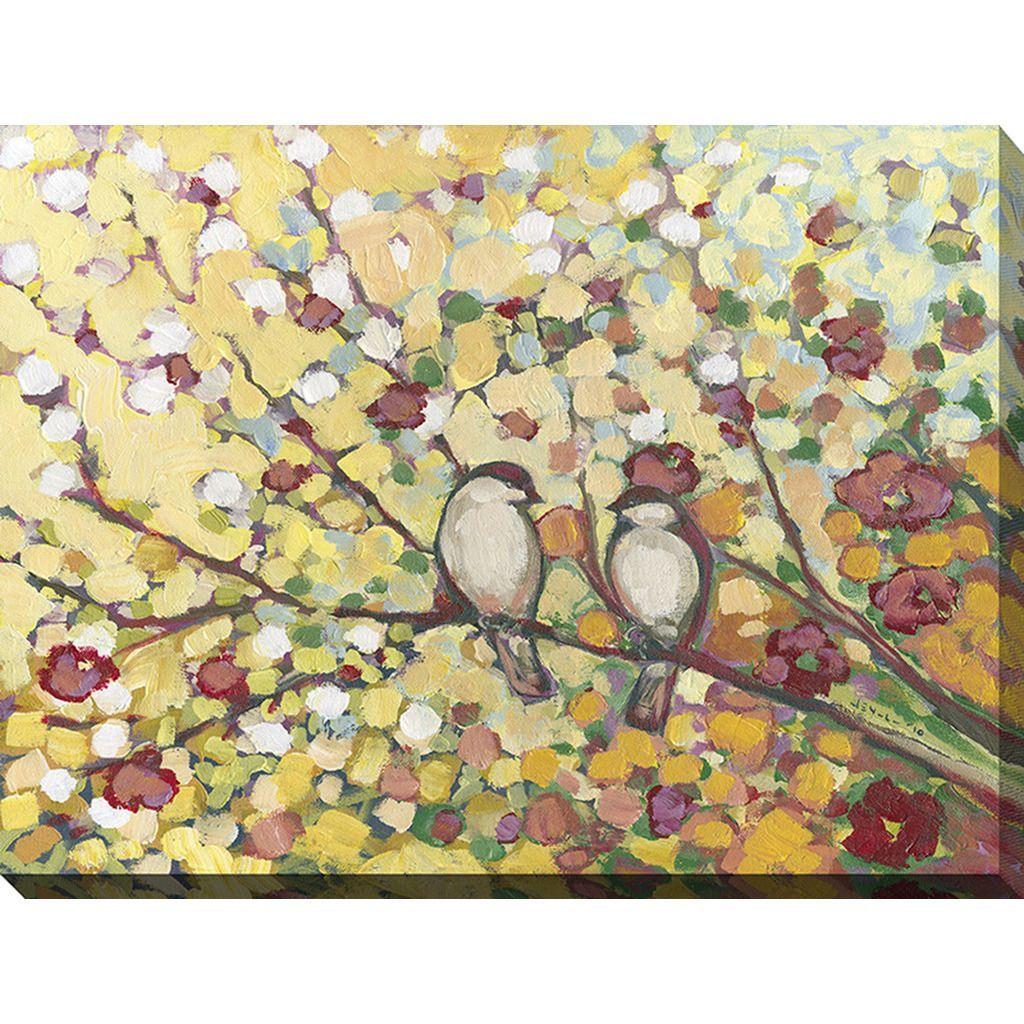 FramedArt.com Jennifer Lommers \'27 Birds\' Giclee Print Wall Art ...