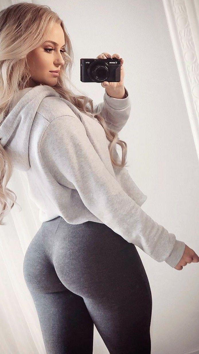 Trisha parks & elsa jean - yoga pants