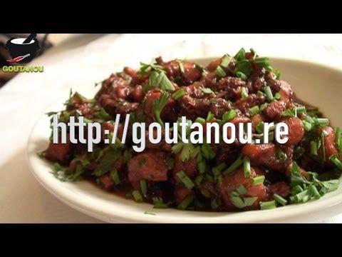 civet « zourite » par christian antou – goutanou cuisine de l'île