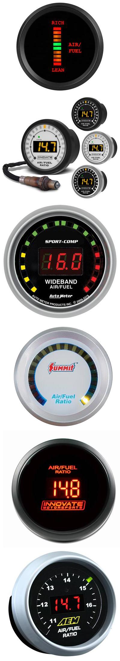 Summit Digital Meters : Add high performance digital gauges to racing machine