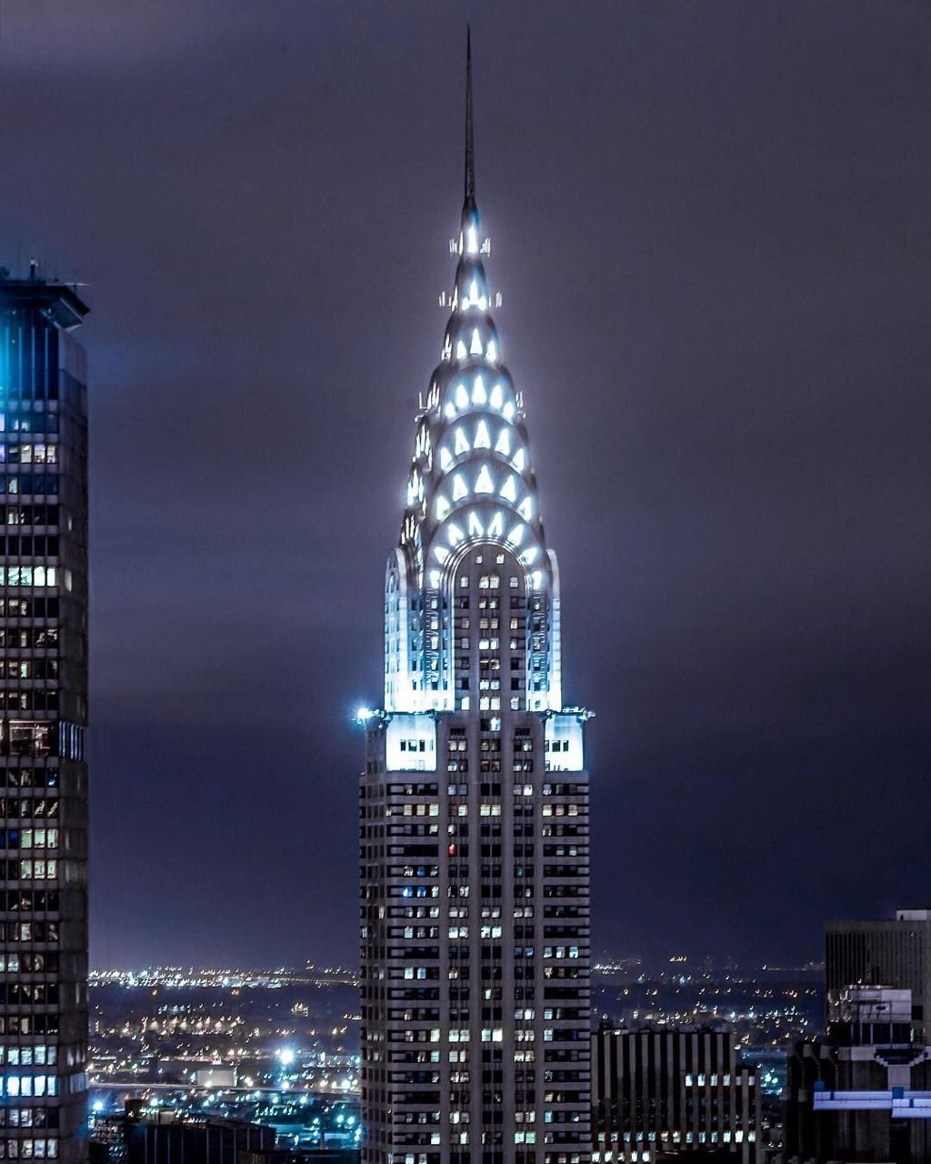 The Chrysler Building By Brooklynveezy With Images New York