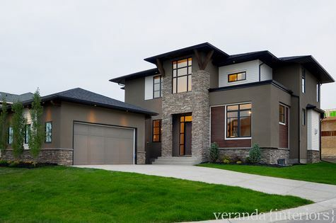 Modern Earth Tone Exterior House Colors Google Search