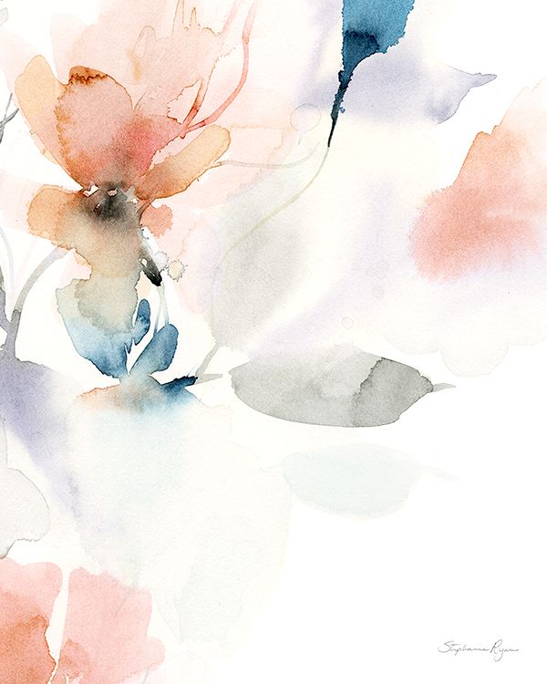 Epingle Par Sihamartoua Sur Art Aquarelle Florale Art