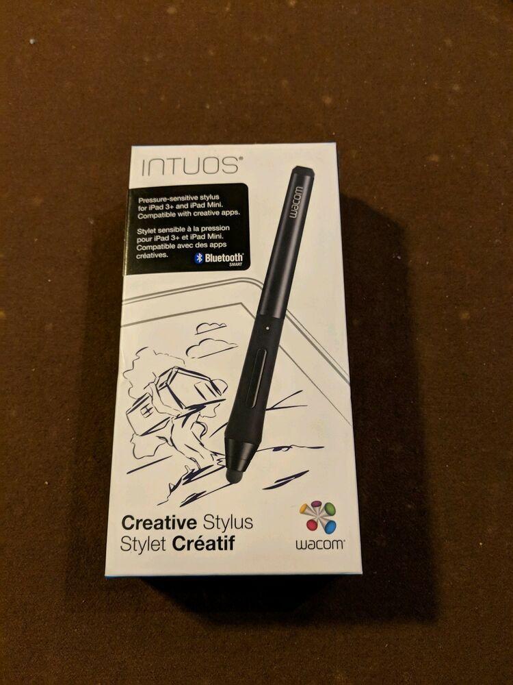 Wacom Intuos Creative Stylus iPad Pressure Pen CS500PK0