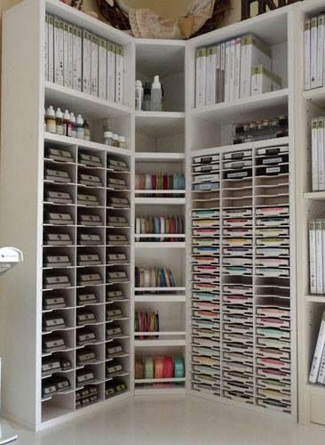 Storage From Colcraft Craft Room Storage Scrapbook