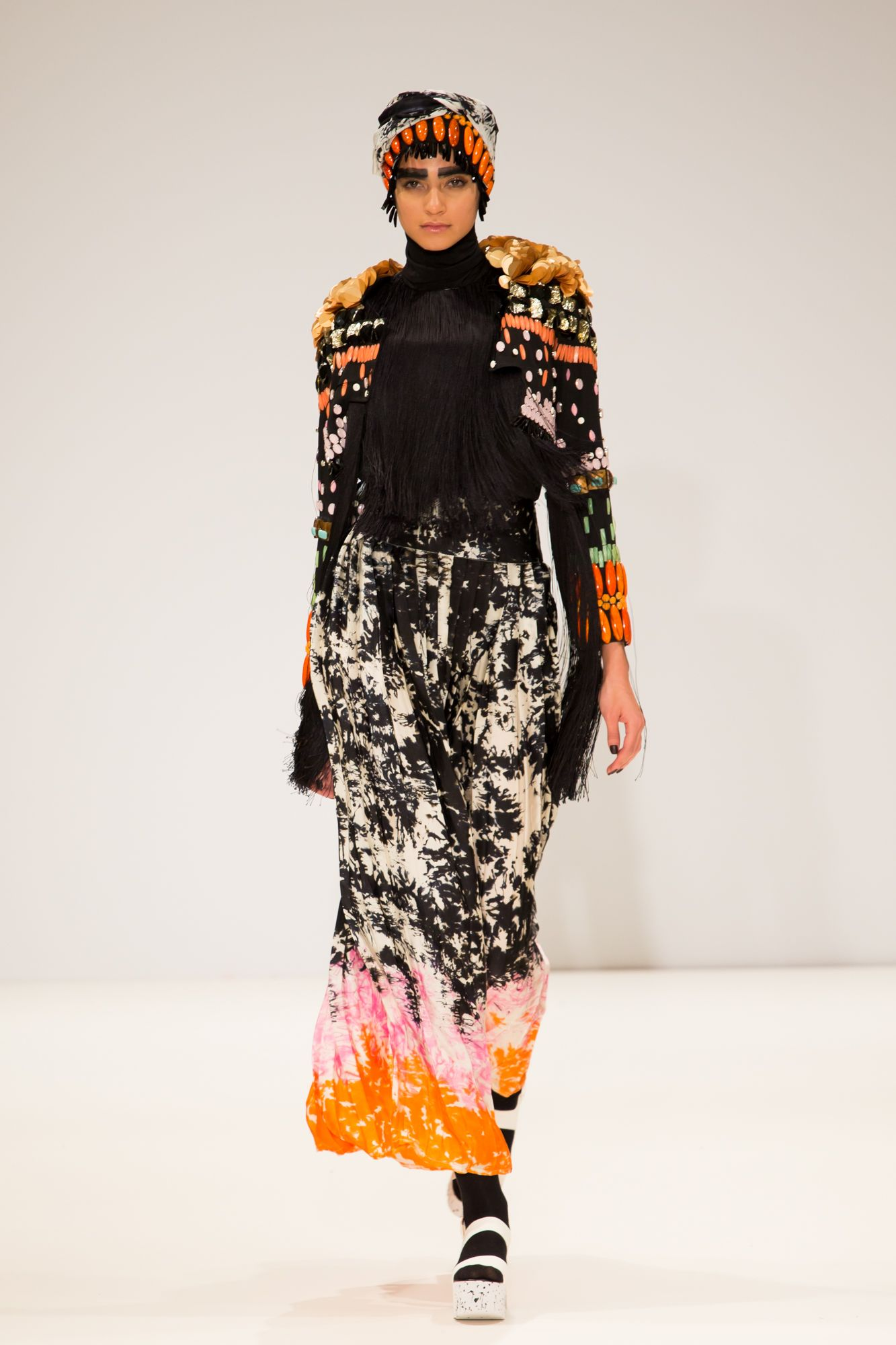 London Fashion Week AW16 Carro Studio Ones To Watch-116