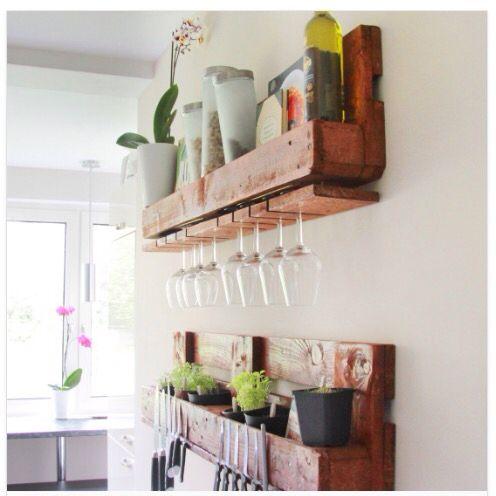 Regal Shelf Farm House Make Over Ideas Pinterest Shelves - küchenregal selber bauen