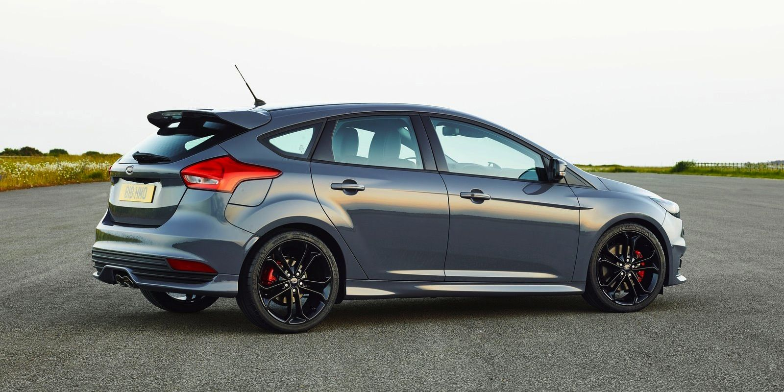 Ford Focus St Diesel Becomes Brand S Most Efficient Performance