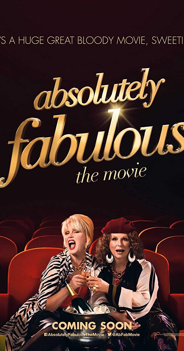 Absolutely Fabulous The Movie Directed By Mandie Fletcher With
