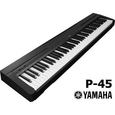 Chollo Piano Digital Yamaha P 45 B Por 390 46 Digital Piano Best Digital Piano Yamaha Digital Piano